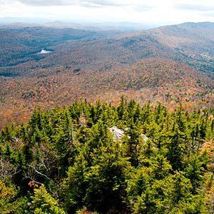 9. Green Mountains, Vermont