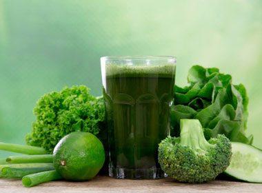 Pick Dark-Coloured Greens