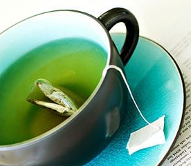 Green Tea Feeds a Beautiful Complexion