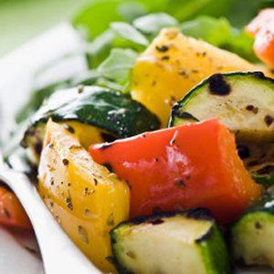Grilled Salad Mix