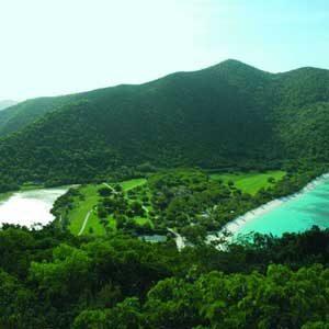 3. Guana Island, British Virgin Islands