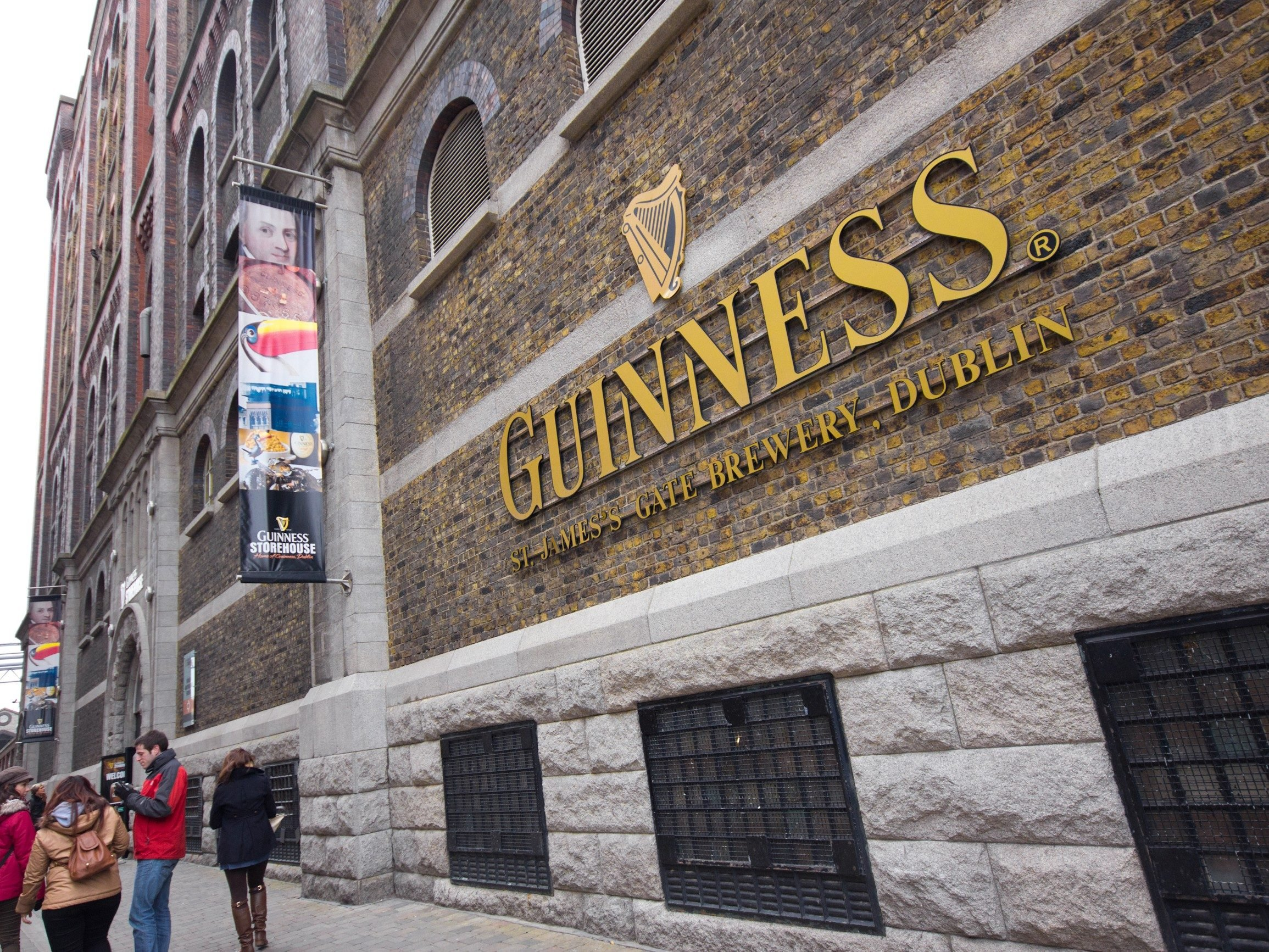 2. Tour the Guinness Storehouse