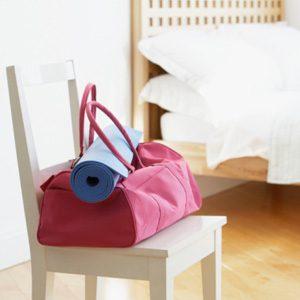 7. Keep a Fitness Kit