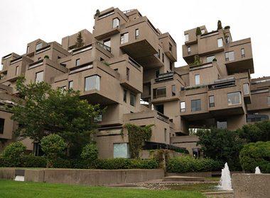 Habitat 67 - Montreal, Canada