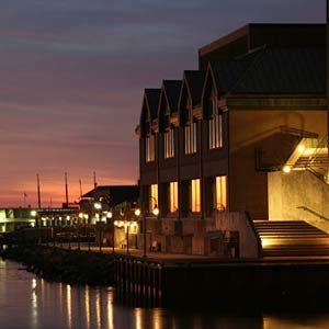 10. Halifax Waterfront, Halifax, N.S.