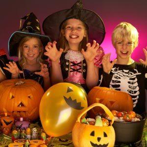 1. On Halloween Night, It's Feast or Famine