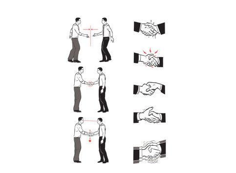 How to Give a Deal-Making Handshake