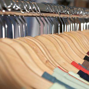 9. We Reuse Hangers