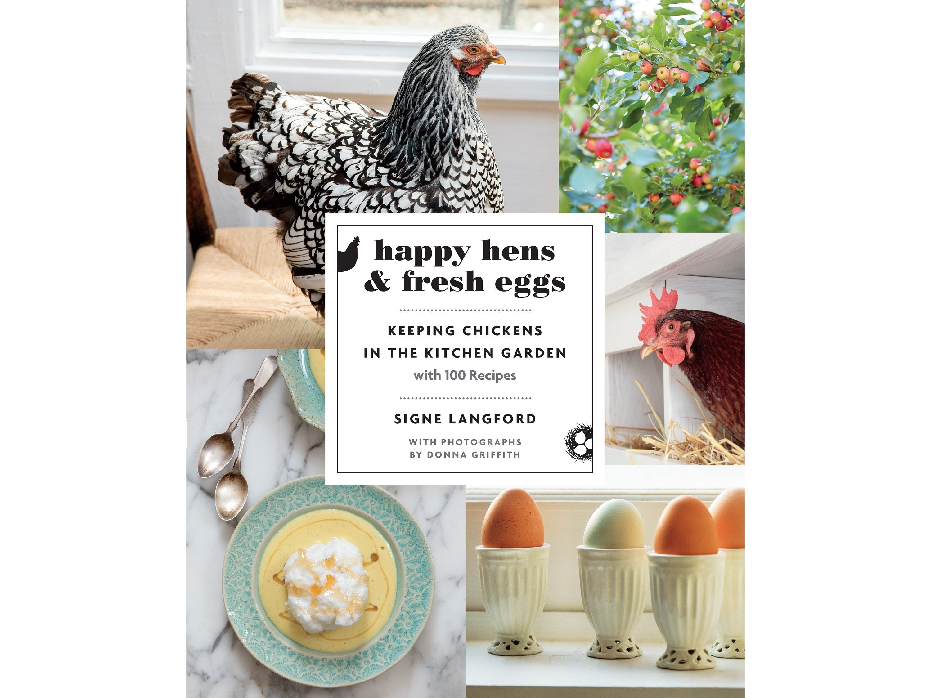 Further reading: Happy Hens & Fresh Eggs