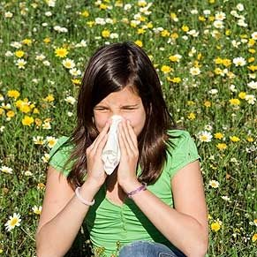 Healing Hay Fever