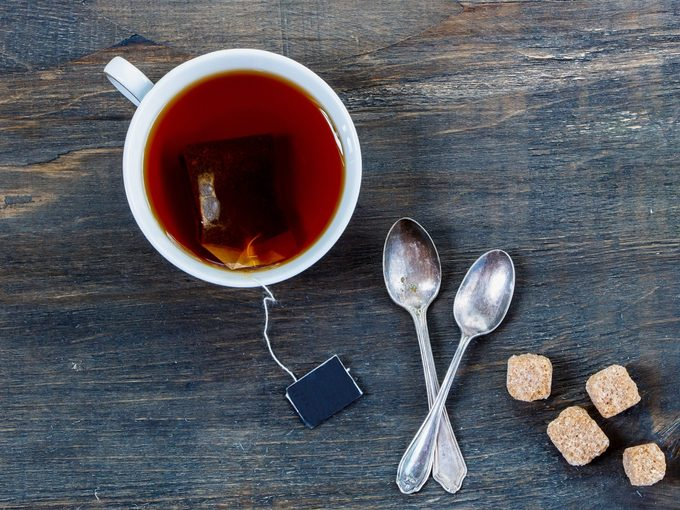 Sip on Tea to Stay Healthy