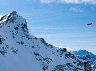 Heli-Ski in B.C.