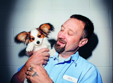 The Prisoner & the Pups: How a Pet Program Changed One Inmate's Life