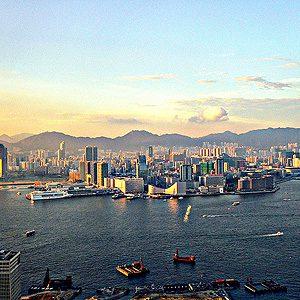 5. Hong Kong