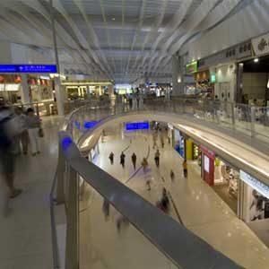 3. Hong Kong International Airport, China