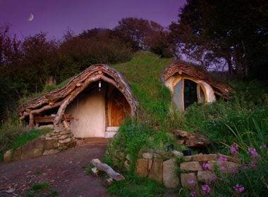 The Hobbit House - Wales, United Kingdom