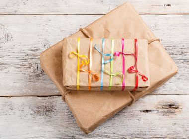 The Art of Making Your Own Gift Wrap