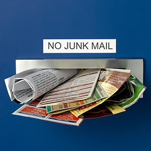 5.  Keep an Eye on Your Mail