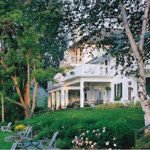 Hovey Manor - North Hatley, Quebec