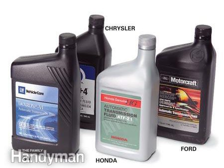How to Buy the Right Transmission Fluid