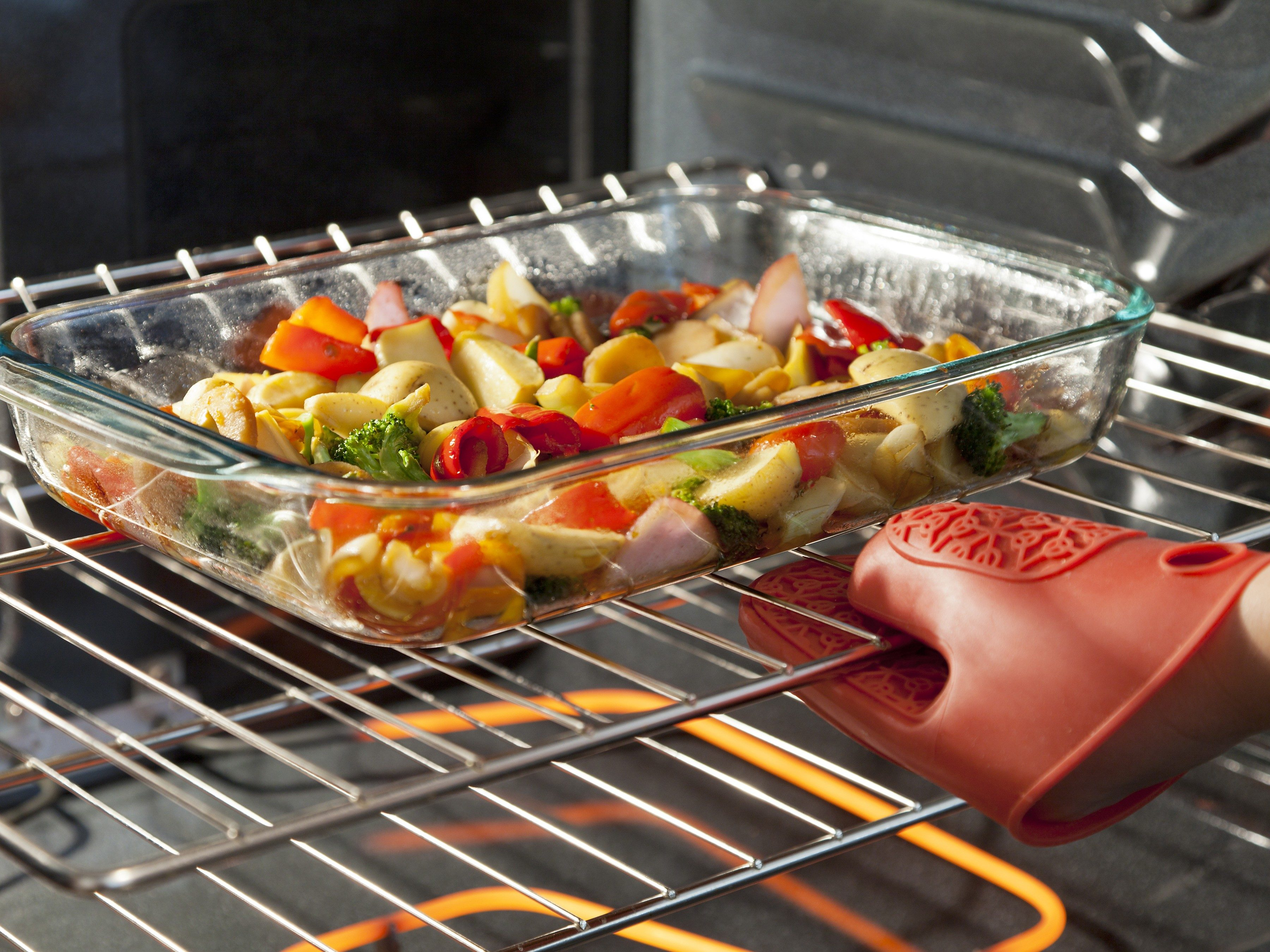 How to Make an Oven Rack Glide Smoothly