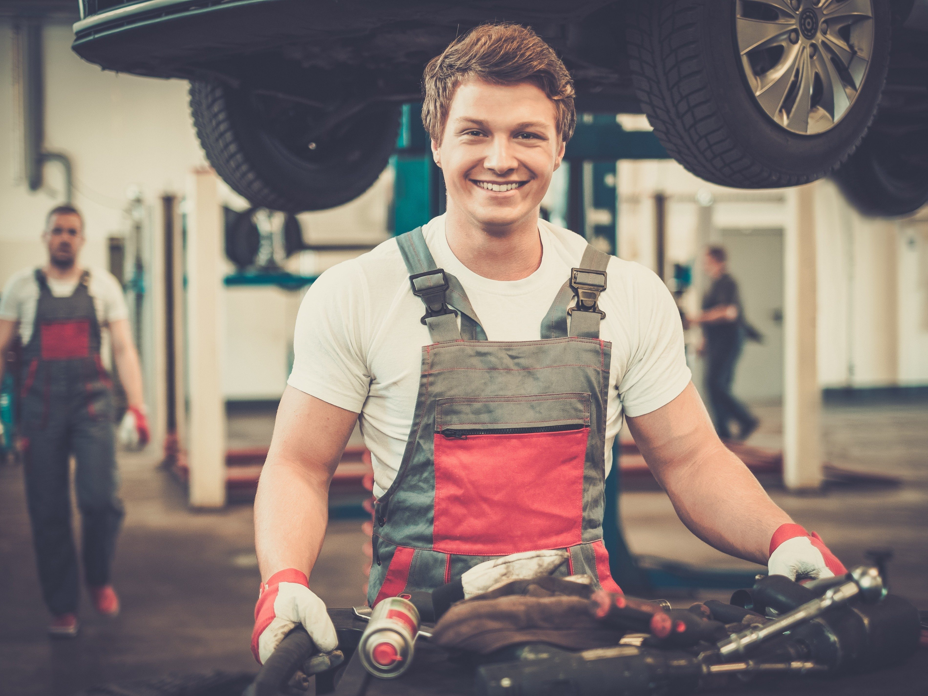 4. Ask Friends and Family for Mechanic Referrals