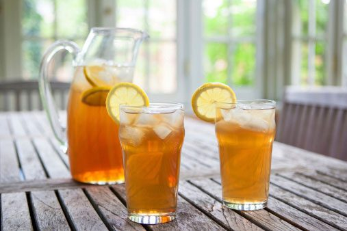 Classic Green Iced Tea