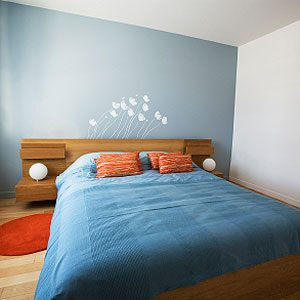 What Your House Colour Says About You: Cold Colours