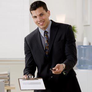 15. Sometimes I Pose as a Salesman