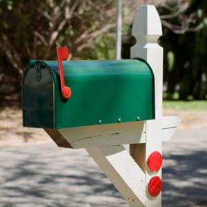 19. That Red Flag Alerts the Mailman