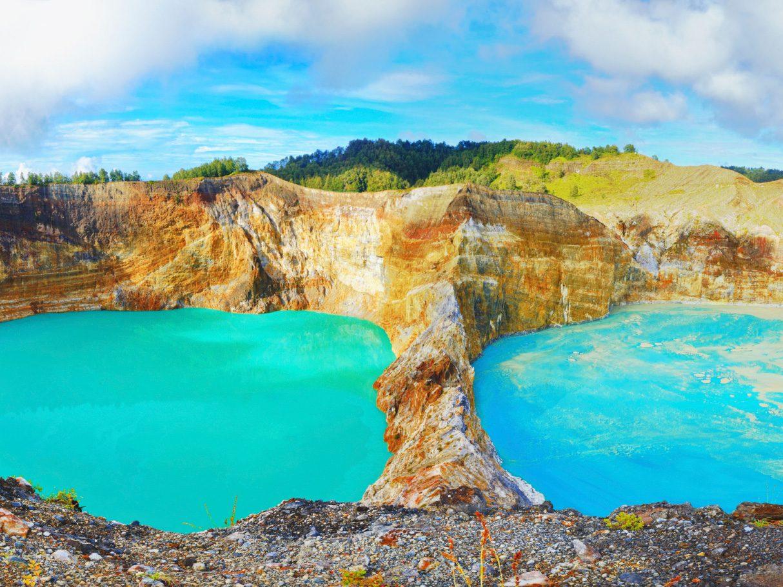 Explore: Kelimutu, Indonesia