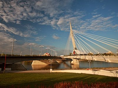 5 Winnipeg Bridges for the Perfect Spring Photo Op