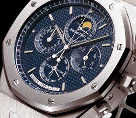 4. Audemars Piguet Royal Oak Complication Watch