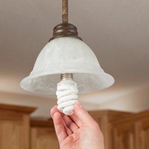 8. Update Old Light Bulbs