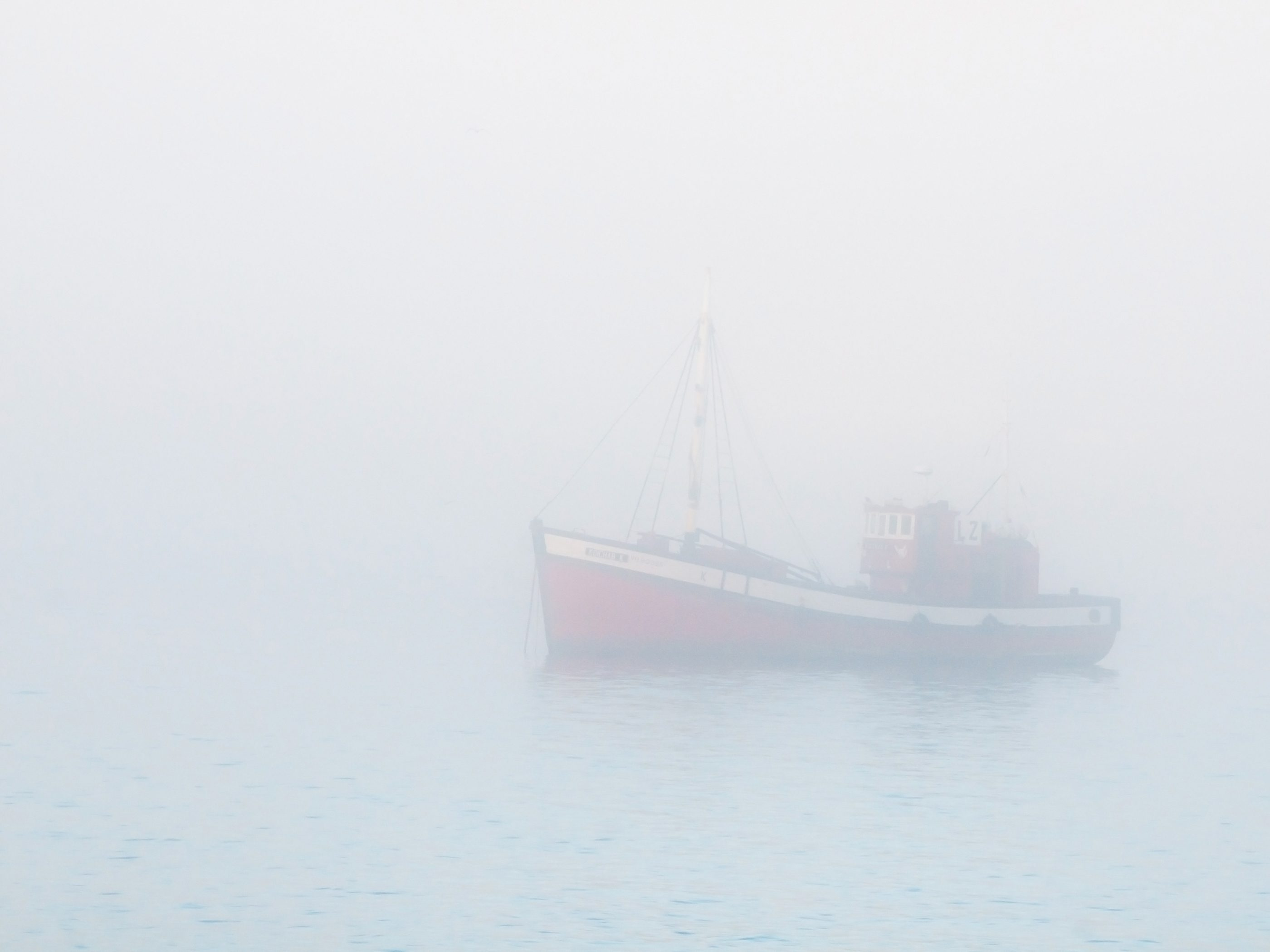 Into the Fog: A Fisherman's Tale