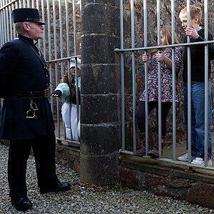 5. Inveraray Jail, Scotland