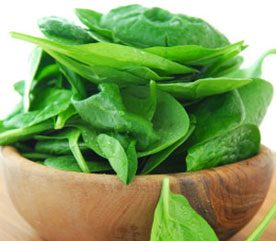 The Power of Spinach