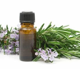 3. Smell Rosemary