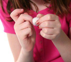 5. Stronger Nails: Avoid Harsh Chemicals