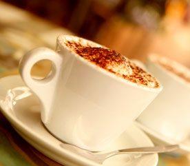 2. Stay Away from Caffeine