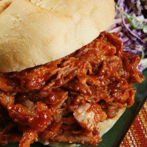 Recipe: Chipotle BBQ Pork Sandwiches