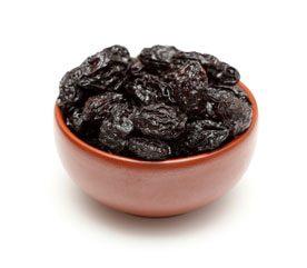 8. Prunes