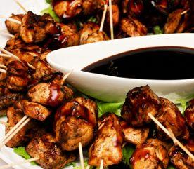 Recipe: Grilled Chicken Satay