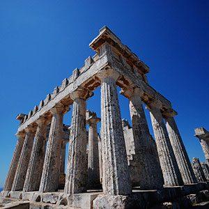9. Temple of Aphaia, Egina