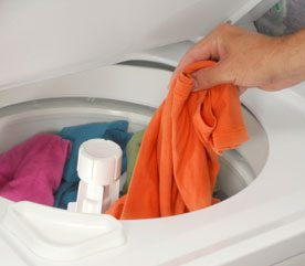 10. Clean Your Washing Machine and Dryer