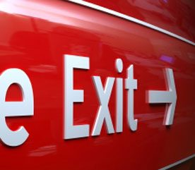 4. Locate the Emergency Exits
