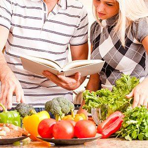 Create a Playbook of Healthful Recipe Favourites