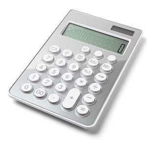 6. Use a Pocket Calculator to Compare Items
