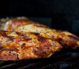 Recipe: Stacey's Famous BBQ Chicken
