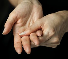 4. Massage Your Hands Daily